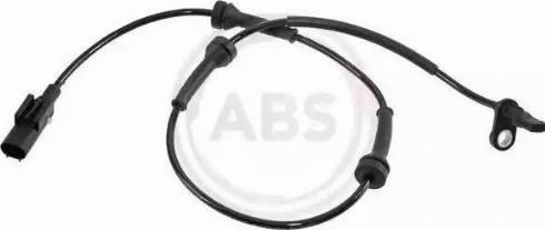 A.B.S. 30400 - Датчик ABS, частота вращения колеса avtodrive.by
