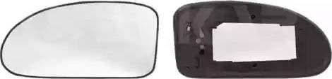 Alkar 6401399 - Зеркальное стекло, наружное зеркало avtodrive.by
