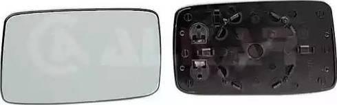 Alkar 6431125 - Зеркальное стекло, наружное зеркало avtodrive.by