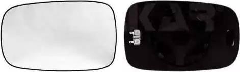 Alkar 6473228 - Зеркальное стекло, наружное зеркало avtodrive.by