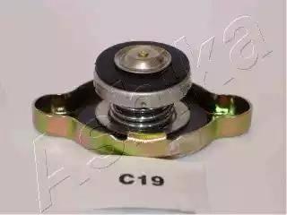 Ashika 33-0C-C19 - Крышка, радиатор avtodrive.by