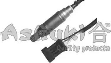 Ashuki 9200-49842 - Лямбда-зонд, датчик кислорода avtodrive.by
