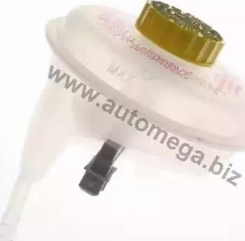 Automega 120083310 - Компенсационный бак, тормозная жидкость avtodrive.by