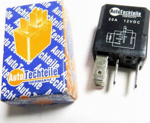 AUTOTECHTEILE 5492 - Прерыватель указателей поворота avtodrive.by