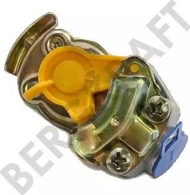 BergKraft BK1401302AS - Головка сцепления avtodrive.by