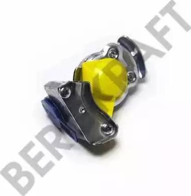 BergKraft BK1401202AS - Головка сцепления avtodrive.by