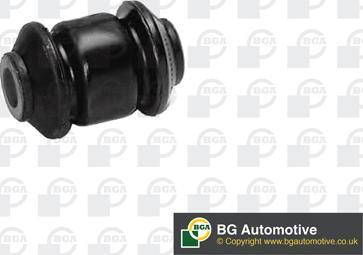 BGA BU0110 - Сайлентблок, рычаг подвески колеса avtodrive.by