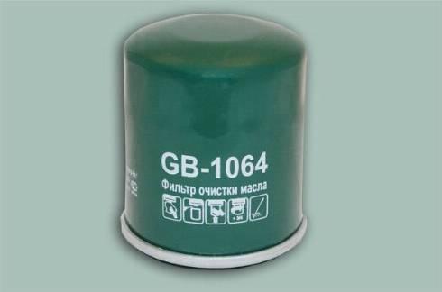 BIG Filter GB-1064 - Масляный фильтр avtodrive.by