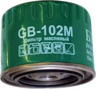 BIG Filter GB102M - Звуковой сигнал avtodrive.by