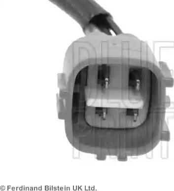 Blue Print ADD67001 - Лямбда-зонд, датчик кислорода avtodrive.by