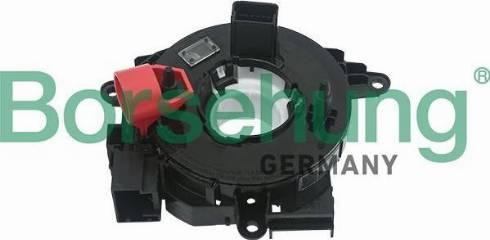 Borsehung B17980 - Витая пружина, подушка безопасности avtodrive.by