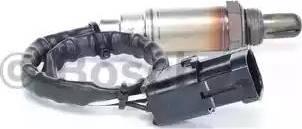 BOSCH 0 258 005 133 - Лямбда-зонд, датчик кислорода avtodrive.by