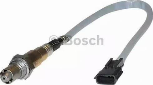 BOSCH 0 258 006 970 - Лямбда-зонд, датчик кислорода avtodrive.by