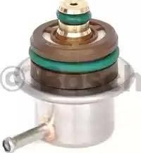 BOSCH 0280160557 - Регулятор давления подачи топлива avtodrive.by