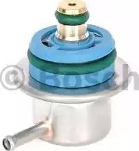 BOSCH 0 280 160 560 - Регулятор давления подачи топлива avtodrive.by