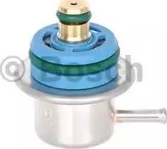 BOSCH 0280160587 - Регулятор давления подачи топлива avtodrive.by