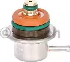 BOSCH 0280160575 - Регулятор давления подачи топлива avtodrive.by