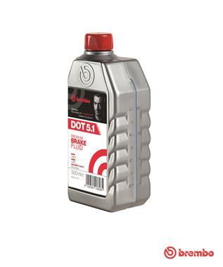 Brembo L05005 - Тормозная жидкость avtodrive.by