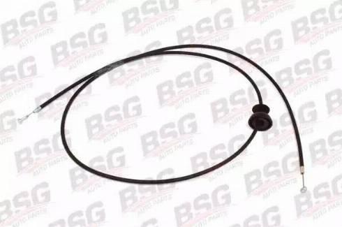 BSG BSG60770003 - Тросик замка капота avtodrive.by