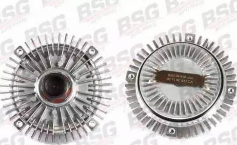 BSG BSG 30-505-006 - Сцепление, вентилятор радиатора avtodrive.by