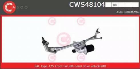 Casco CWS48104GS - Система очистки окон avtodrive.by