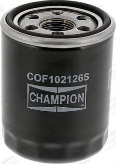 Champion COF102126S - Масляный фильтр avtodrive.by
