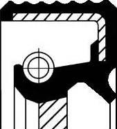 Corteco 01034061B - Уплотняющее кольцо, раздаточная коробка avtodrive.by
