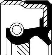 Corteco 01029684B - Уплотняющее кольцо, вспомогательный привод avtodrive.by