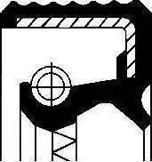 Corteco 01029151B - Уплотняющее кольцо, вспомогательный привод avtodrive.by