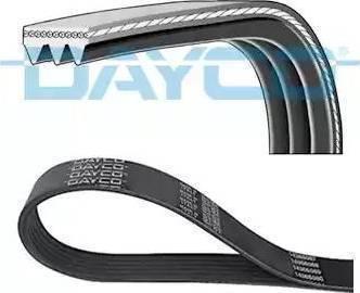 Dayco 3PK736 - Поликлиновые ремни (продолные рёбра) avtodrive.by