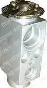 Delphi TSP0585040 - Расширительный клапан, кондиционер avtodrive.by