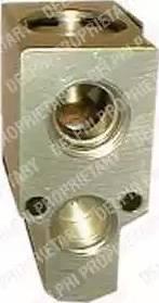 Delphi TSP0585057 - Расширительный клапан, кондиционер avtodrive.by