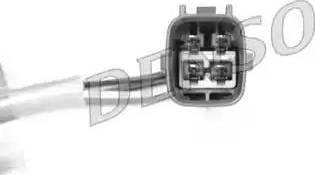 Denso DOX-0254 - Лямбда-зонд, датчик кислорода avtodrive.by