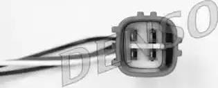 Denso DOX-0267 - Лямбда-зонд, датчик кислорода avtodrive.by