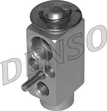 Denso DVE17011 - Расширительный клапан, кондиционер avtodrive.by