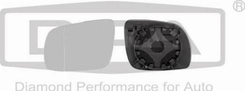 DPA 88570103002 - Зеркальное стекло, наружное зеркало avtodrive.by