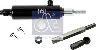 DT Spare Parts 4.90777 - Рабочий цилиндр, моторный тормоз avtodrive.by