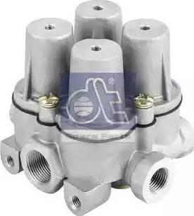 DT Spare Parts 4.60922 - Клапан многоцикловой защиты avtodrive.by