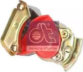 DT Spare Parts 4.60649 - Головка сцепления avtodrive.by