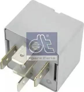 DT Spare Parts 6.81036 - Реле аварийной световой сигнализация avtodrive.by