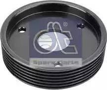DT Spare Parts 6.31050 - Ременный шкив, насос гидроусилителя avtodrive.by