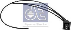 DT Spare Parts 1.19400 - Клапан, рулевой механизм с усилителем avtodrive.by