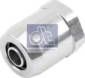 DT Spare Parts 1.26128 - Соединитель шланга avtodrive.by