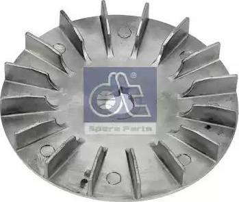 DT Spare Parts 1.21341 - Вентилятор, охлаждение двигателя avtodrive.by