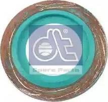 DT Spare Parts 3.10220 - Уплотнительное кольцо, компрессор avtodrive.by