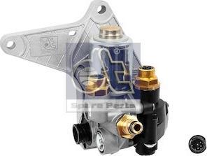 DT Spare Parts 2.14921 - Переключающийся вентиль, заслонка выхлопных газов avtodrive.by