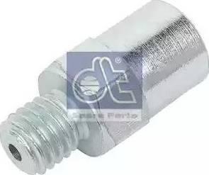 DT Spare Parts 2.12246 - Клапан, топливный насос avtodrive.by