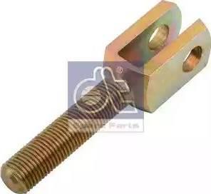 DT Spare Parts 2.30022 - Головка вилки, усилитель сцепления (шатун) avtodrive.by