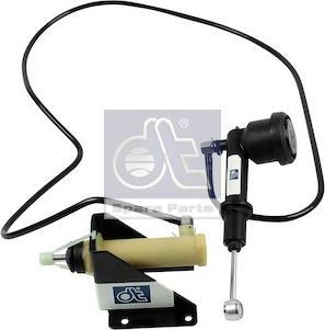 DT Spare Parts 7.90524 - Главный / рабочий цилиндр, система сцепления avtodrive.by