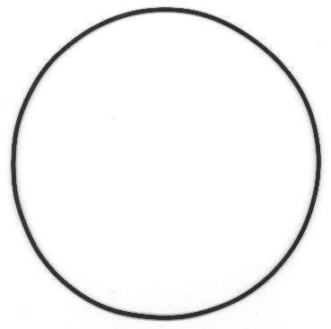 Elring 056.690 - Уплотнительное кольцо, гильза цилиндра avtodrive.by